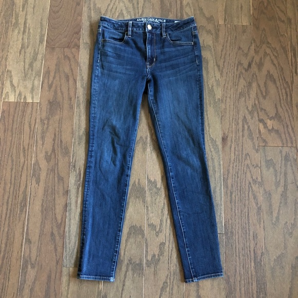 American Eagle Outfitters Denim - American Eagle Super Stretch Hi-Rise Jegging